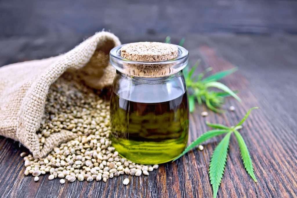 Hemp Seed Oil To Heal The Skin