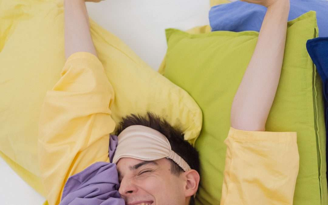 Restore Your Skin Health While Sleeping