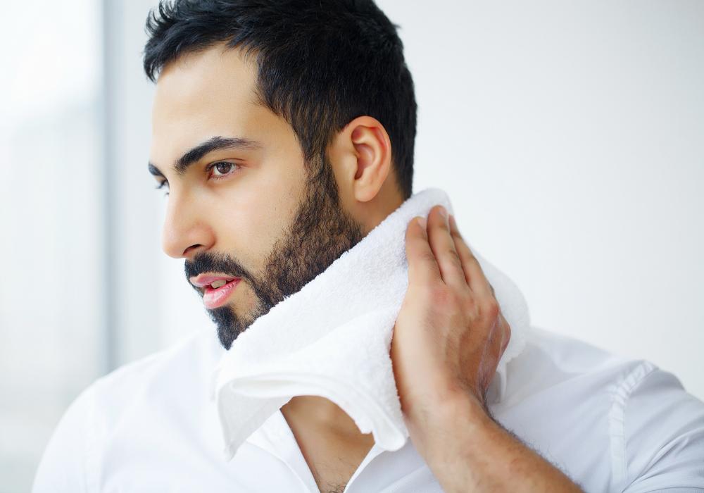 Men's Winter Skincare Tips